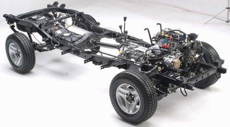 2004款中兴旗舰四驱SUV下旬上市售价10.39万