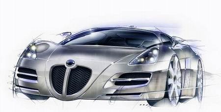 图文:2004款FuoreDesign概念车