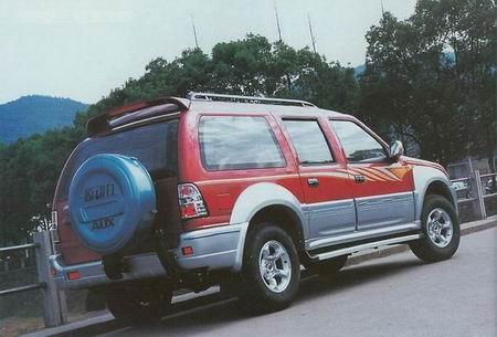 简装休旅风--原动力多功能SUV