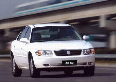 五款2.0L中高档轿车车型比较