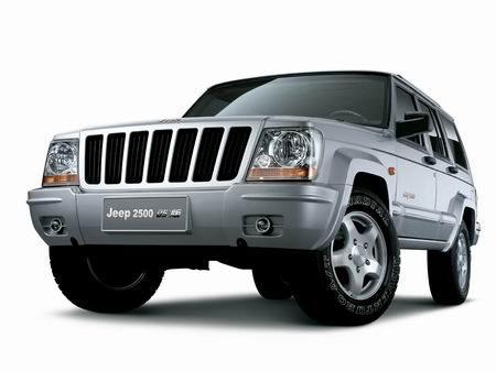 逆市上扬Jeep250005版销售火爆(图)