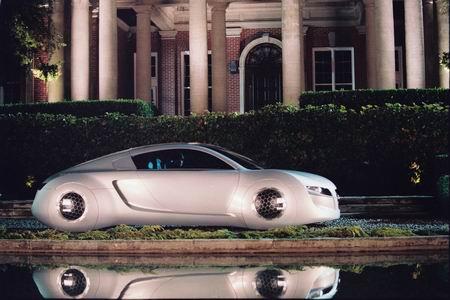 奥迪rsq:汽车与电影完美合作的新里程碑(组图)