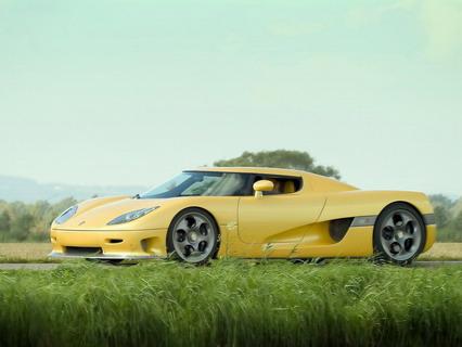 独家:最快的量产车KoenigseggCCR将闪耀车展