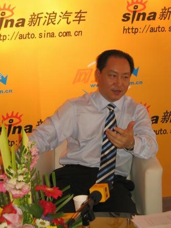 长安集团黄忠强:中国的雨燕全球性价比最高