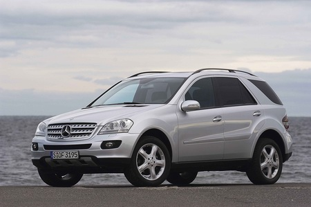 奔驰新M级SUV接受预定售79.8-108万(图)