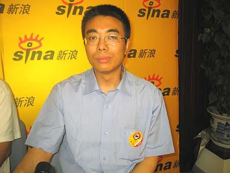 钱智:西藏行是对驾车师傅的考验也是对车的考验