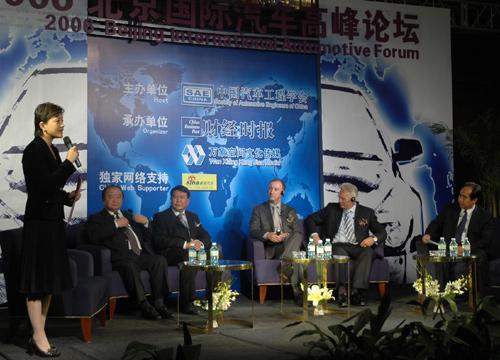 甘文维:选择好的合作伙伴不惧汽车市场的竞争