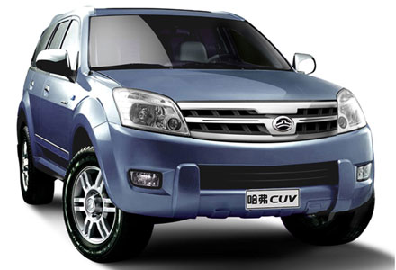 哈弗CUV高压共轨柴油版上市售11.78-14.68万