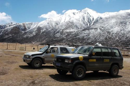 攻略:14天开车玩西藏