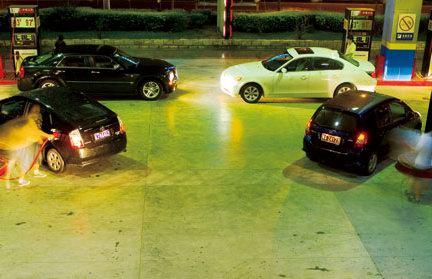 各显神通四款国产车油耗对比(图)