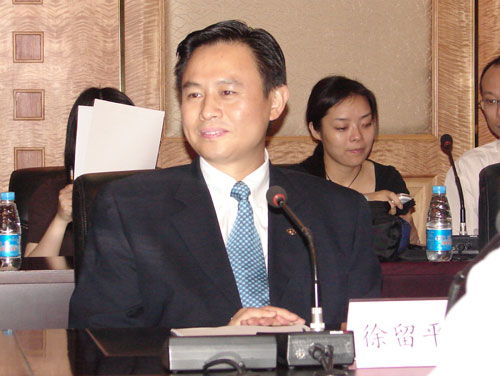长安集团总裁徐留平:自主品牌轿车要占60%(3)