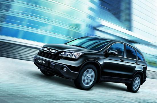 新CR-V夺国内SUV销量冠军手动挡广州车展上市