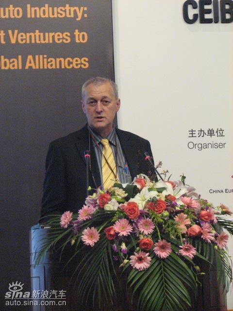 全球道路安全合作组织亚洲区项目主任演讲