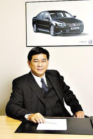 大众中国副总裁苏伟铭:经销商网络酝酿大变革