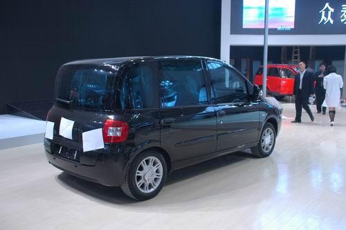 菲亚特与众泰开展合作首款车为multipla(图)