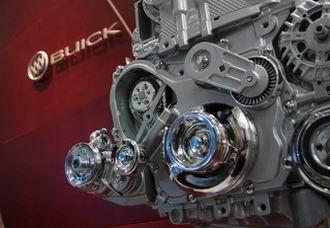 发动机VS变速箱成就君越动力传奇