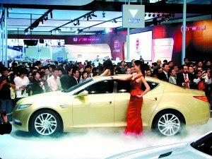 """""""北京700""""先量产未来3年产10万辆北京牌轿车"""