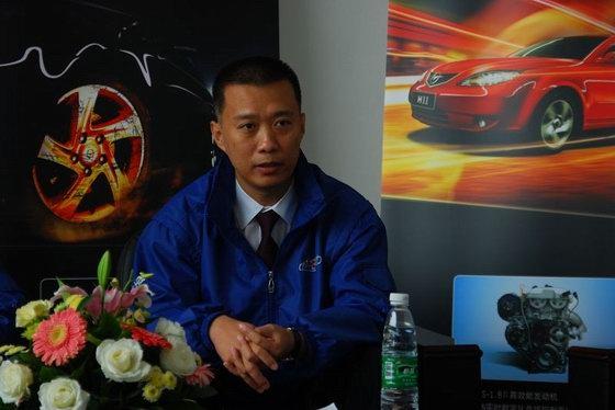 海马销售总经理:谨慎乐观车企仍需积极应对未来