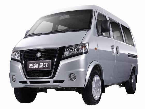 蛰伏三年吉奥汽车正式进军微型客车领域(图)