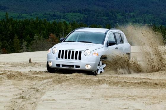 09款Jeep指南者全面升级售价23.99万元起