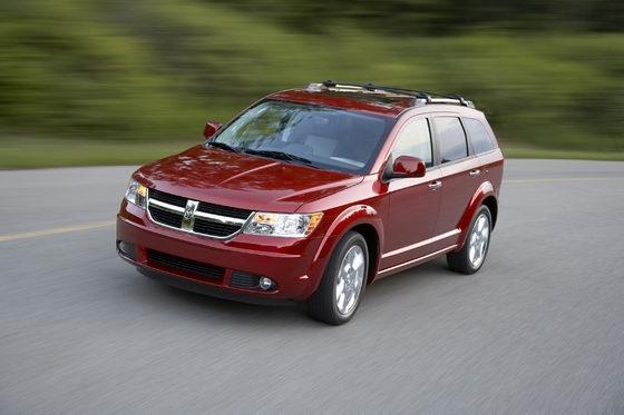 进口跨界SUV道奇酷威接受预订售价29.99万