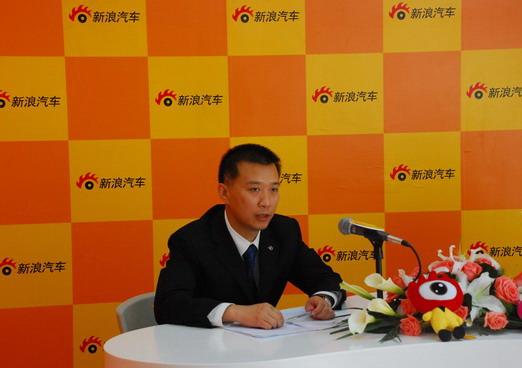 海马总经理吴刚:新车M2H2预计下半年投放市场