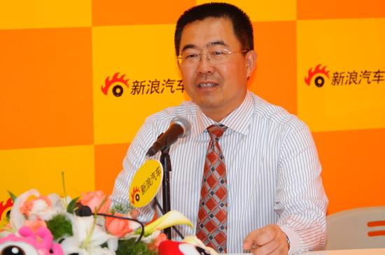 东风日产副总任勇:将引进低于骊威小型车平台