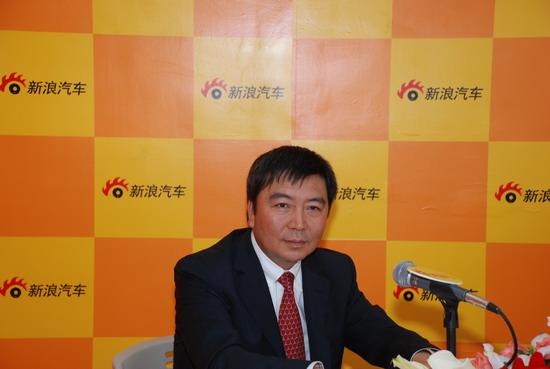 郑州日产总经理郭振甫:两款车已申报电动车目录