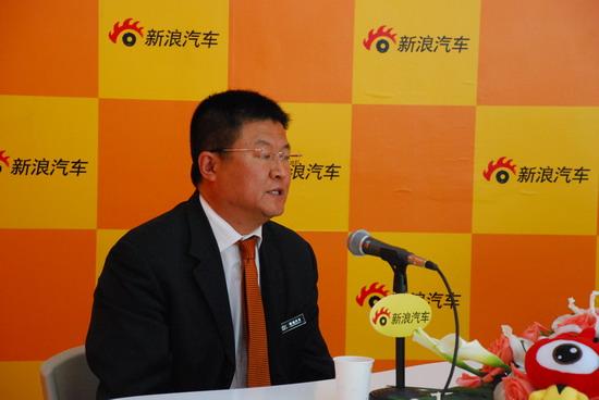 奇瑞副总杨波:瑞麒M1能够和国际品牌同台竞争