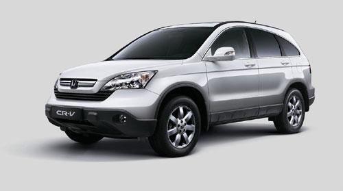 乘联会公布5月SUV市场销量数据CR-V再度夺冠
