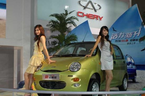 增配不加价奇瑞QQ3新启航版上市售3.38万