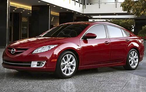 美国媒体评价2010款马自达6睿翼轿跑