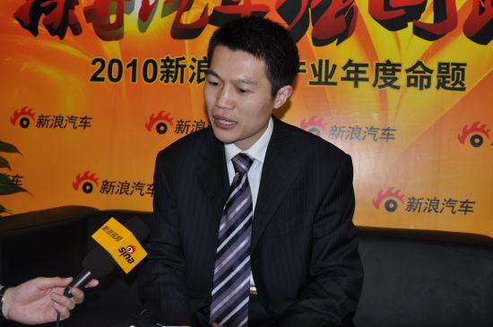 华泰汽车集团公关宣传部部长高红军