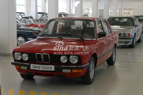 第二代5系车型
