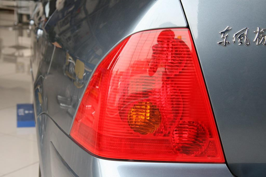神龙汽车标致307尾灯