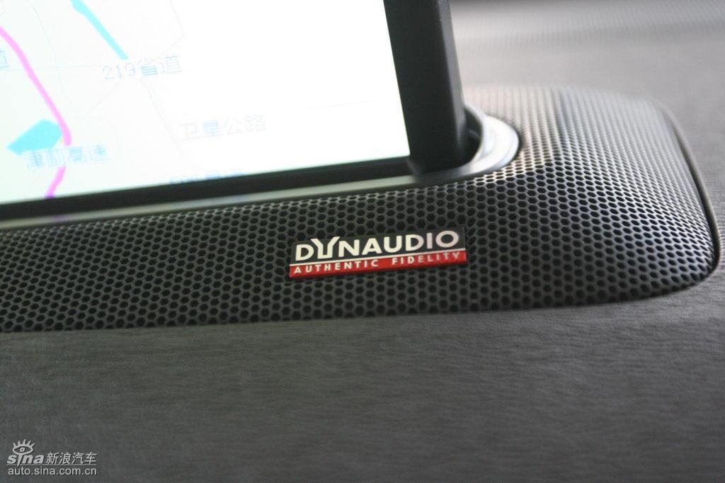S80L内饰及细节