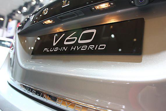 沃尔沃V60插电混动
