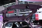 2014年第12届广州国际车展 图为:东风日产2015款玛驰