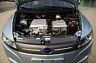比亚迪E6纯电动车实拍