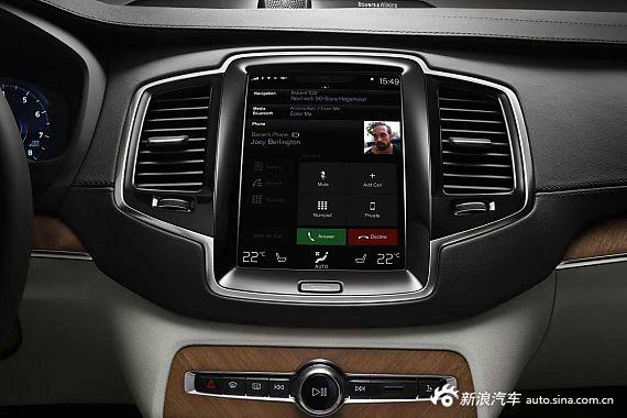2015款沃尔沃XC90