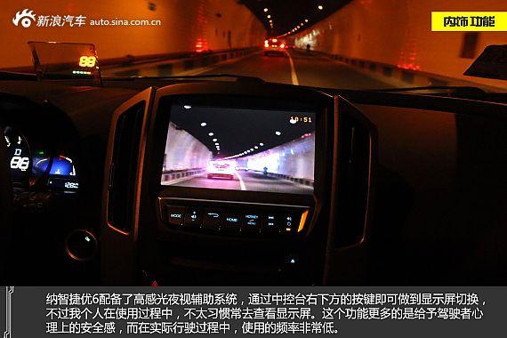 新浪汽车试驾纳智捷优6 SUV