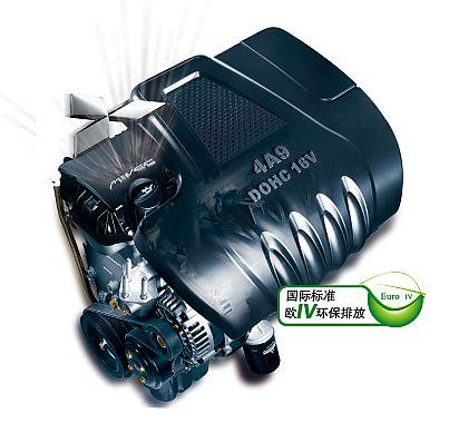 新V3菱悦风采版三菱全新全铝发动机