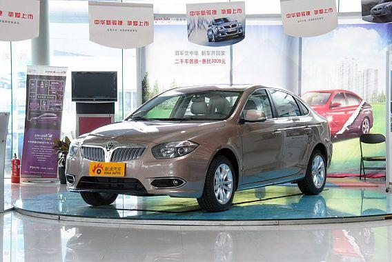 2011款中华530