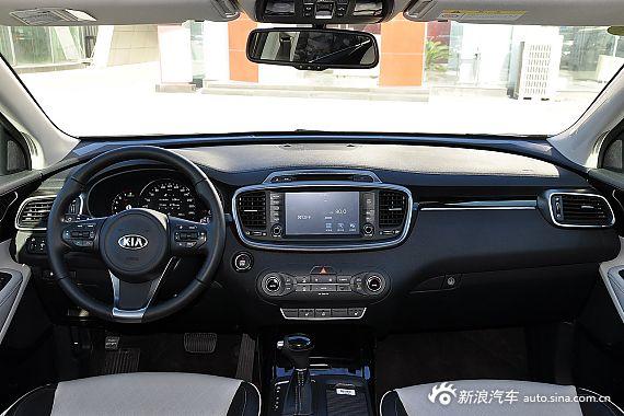 2015款索兰托L 2.4L GDI汽油四驱精英版