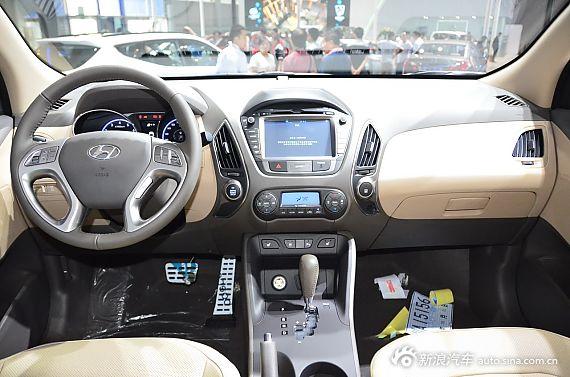 2013成都车展SUV实拍:ix35