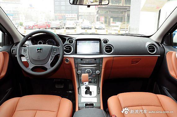 2011款大7 SUV实拍