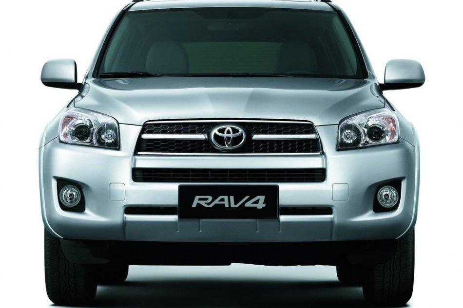 一汽丰田RAV4外观资料图