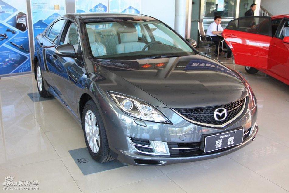 Mazda6睿翼北京到店实拍