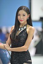 2013广州车展车模高清组图第一季