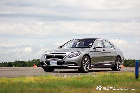 全新奔驰S级订金10万元 提车周期2个月